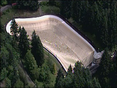 Washington Park reservoir emptied after E. coli scare