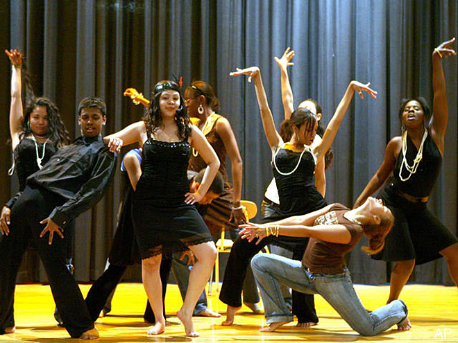 ... High School has planned its busiest theater season in more than two