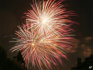 Fireworks ban close to passing