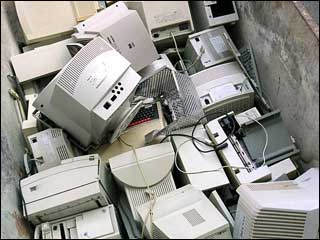 Sanitation Committee concerned about electronic waste