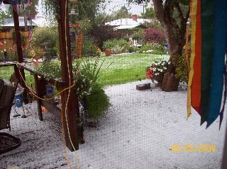 Lots of Hail