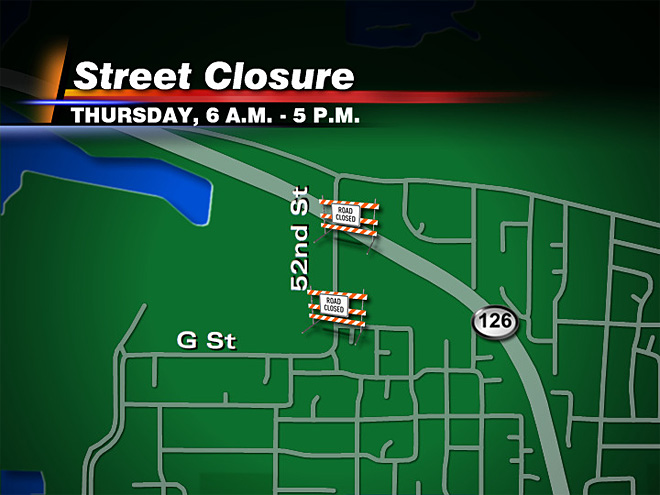 52nd Street  closed Thursday